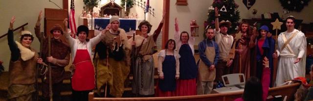 The Shepherd's Play @ St. Norbert's Parish Hall | Hardwick | Vermont | United States