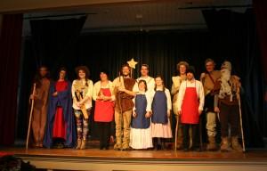 The Shepherds' Play @ Heartbeet Community Center | Hardwick | Vermont | United States
