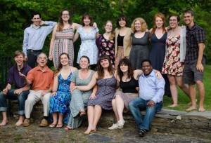 Village Harmony Alumni Ensemble - New Years Day! @ Heartbeet Community Center | Hardwick | Vermont | United States