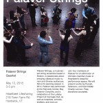 Palaver Strings @ Heartbeet Lifesharing Community Center | Hardwick | Vermont | United States
