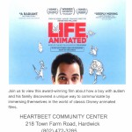 Life Animated - documentary @ Heartbeet Lifesharing Community Center | Hardwick | Vermont | United States